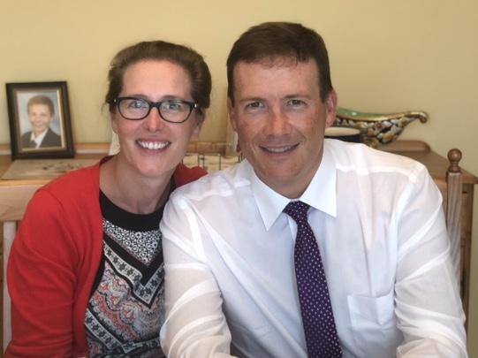 John and Elaine Meekin
