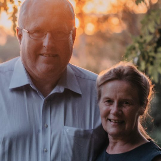 John and Christine McCann Jr.