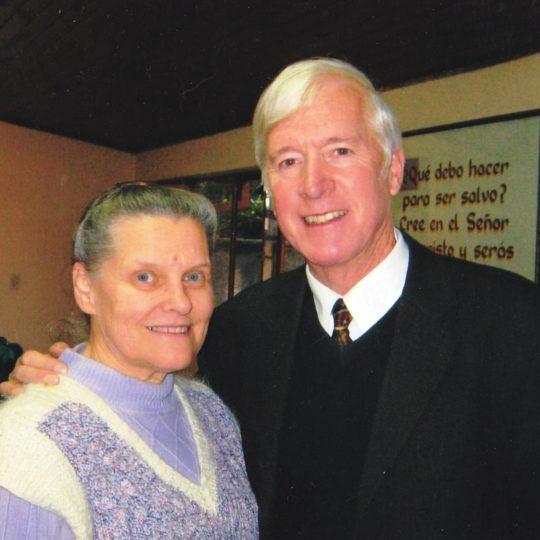 Dennis and Gloria Hanna