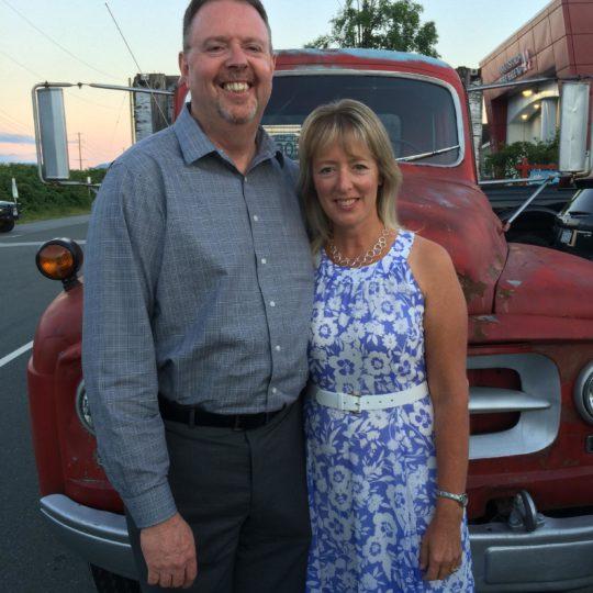 Ray and Ruth Hanna