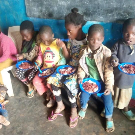 Feeding Malawi Orphans (SALT)