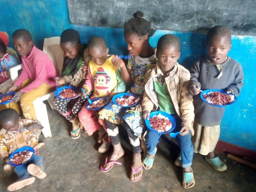 Feeding Malawi Orphans (SALT)