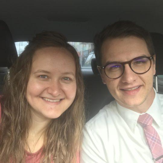 Heinrich (Ricky) and Erika Sawatzky